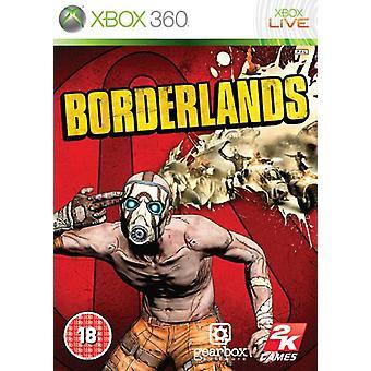 Borderlands (Xbox 360)-nieuw