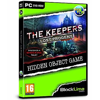 The Keepers Lost Progeny (PC DVD) - Neu