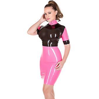 Mistress Lucille Rubber Latex Dress