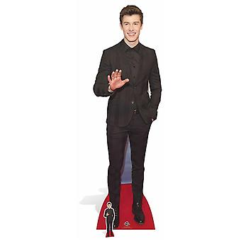 Shawn Mendes Life Size kartonnen uitsnede
