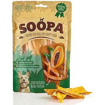 Soopa papaye chien mordille 85g