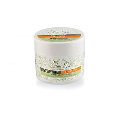 Body scrub fruitelia 200ml. Passionfruit and Aloe Vera.