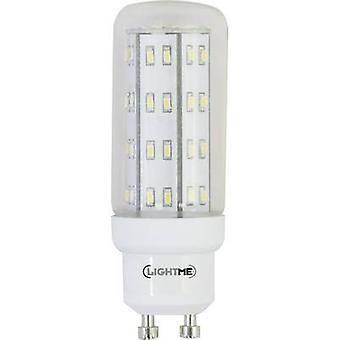 LightMe LM85102 LED (monochrome) EEC A++ (A++ - E) GU10 Bulged 4 W = 35 W Warm white (Ø x L) 29 mm x 82 mm 1 pc(s)