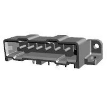 TE Connectivity Pin kabinet - PCB Metrimate samlede antal stifter 6 Kontakt afstand: 5 mm 207378-7 1 computer(e)