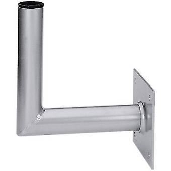A.S. SAT 10125 SAT wall mount Projection distance: 25 cm Suitable for dish size: Ø < 90 cm Silver