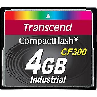 Transcend CF300 CompactFlash card 4 GB