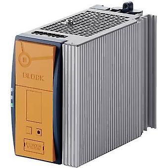 Block PVSE 400/24-20 Rail mounted PSU (DIN) 24 V DC 20 A 480 W 1 x