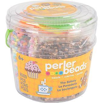 Perler Fused Bead Bucket Kit-Bakery