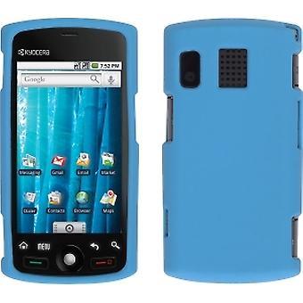 Sprint Silicone Gel Skin Case for Sprint Zio M6000/SCP-8600 - Blue