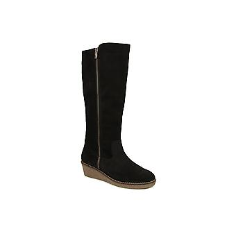Liberitae boots boot high crib in Black Suede 21603650-02