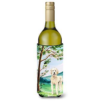 تحت نعالها عازل المشروبات زجاجة النبيذ جولديندودلي شجرة