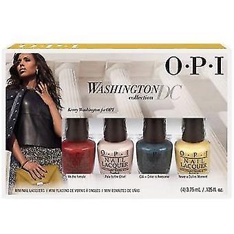 OPI-Washington DC nagellak Gift Set 4 stuks