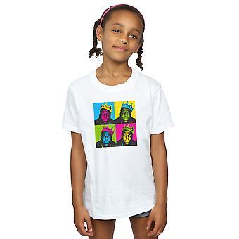 הידוע לשמצה נערות גדולות פופ ארט הכתר T-חולצת