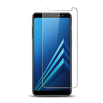 Samsung Galaxy A7 2018 gehärtetem Glas Displayschutzfolie Einzelhandel