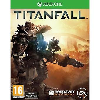 Titanfall Xbox egy játék