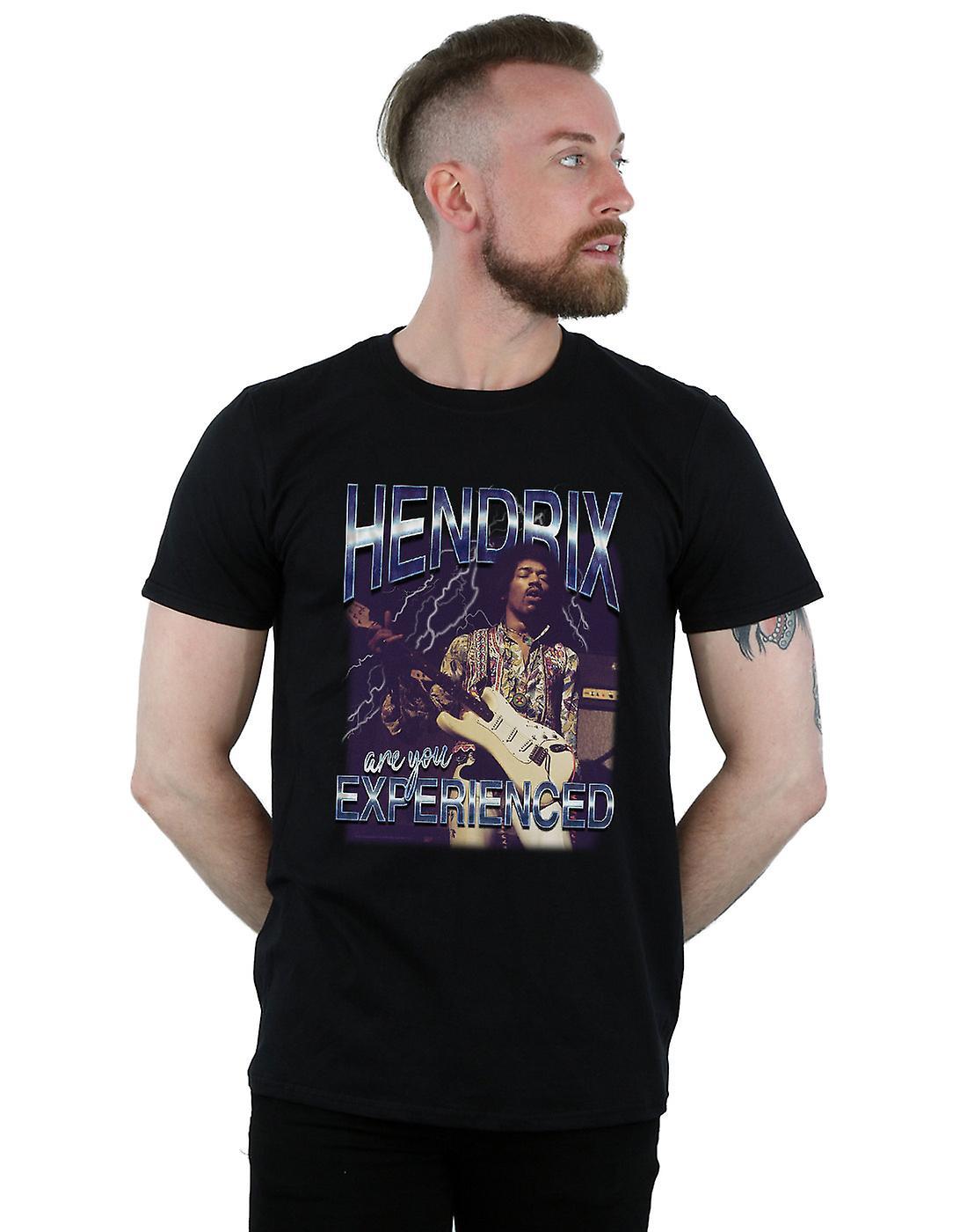 Jimi Hendrix Men's Lightning Experience T-Shirt