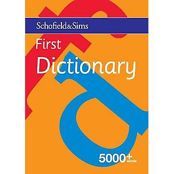 First Dictionary by Carolyn Richardson - 9780721711416 Book
