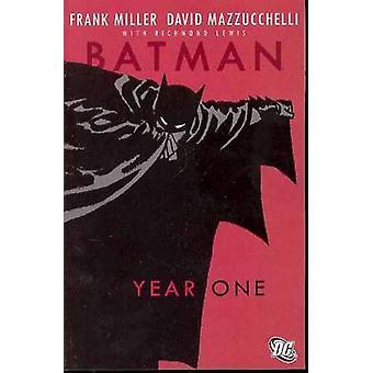 バットマン - 年デイヴィッド ・ Mazucchelli - フランク ・ ミルによるもの (デラックス版)