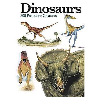 Dinosaurier - 300 förhistoriska varelser av Gerrie McCall - 9781782743842