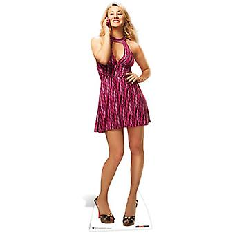 Penny Lifesize Papp Cutout / Standee (Big Bang Theory)