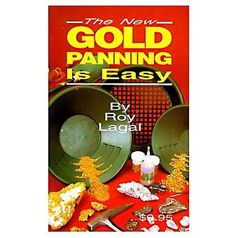 New Gold Panning is Easy, The (Treasure Hunting Text)