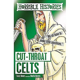 Cut-throat Celts (Horrible Histories)