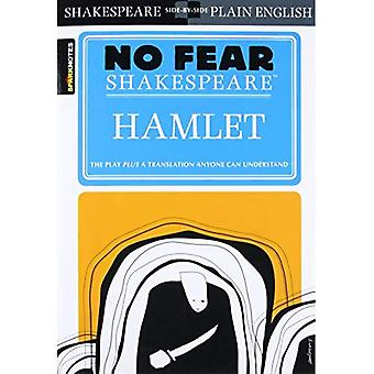 Hamlet (Sparknotes No Fear Shakespeare) (Sparknotes No Fear Shakespeare)