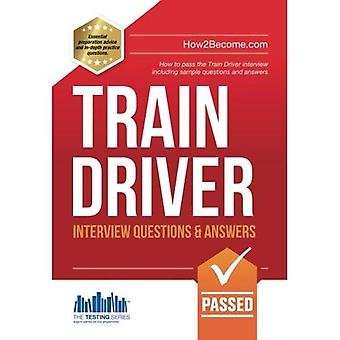 Train Driver Interview Questions and Answers: 1 (Testing Series)