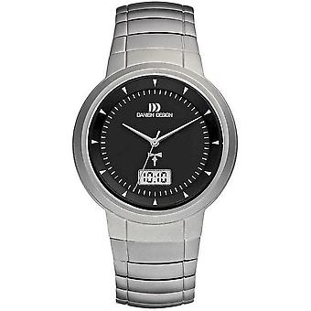 Tanskan design Miesten Watch IQ63Q965