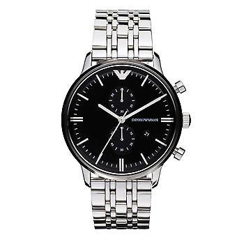 エンポリオ ・ アルマーニ メンズ クロノグラフ腕時計 AR0389