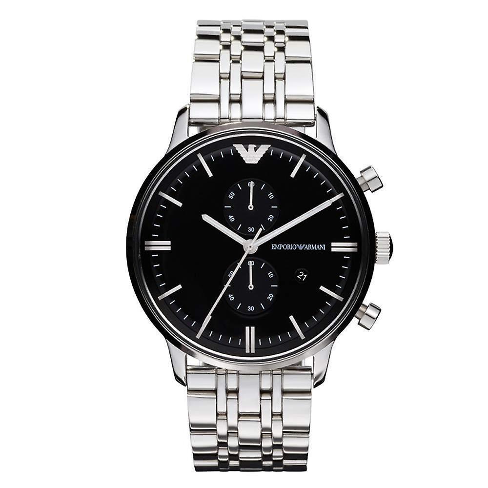 Emporio Armani mannen Chronograph horloge AR0389