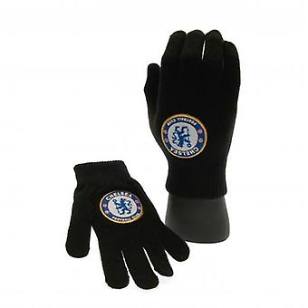 Chelsea Knitted Gloves Junior