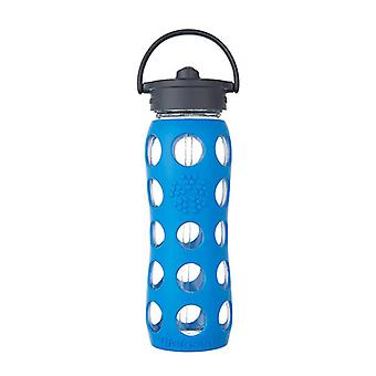 LifeFactory 650mL Straw Cap Bottle