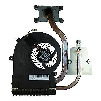 Toshiba Qosmio X75-A7295 Replacement Laptop Fan With Heatsink