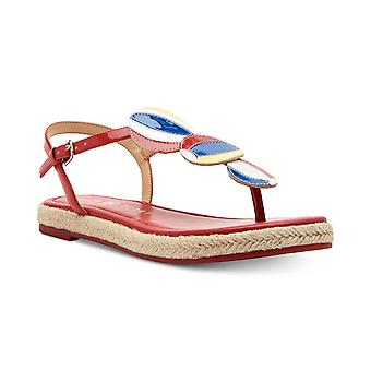Katy Perry Womens The Candice Open Toe Casual Slingback Sandals