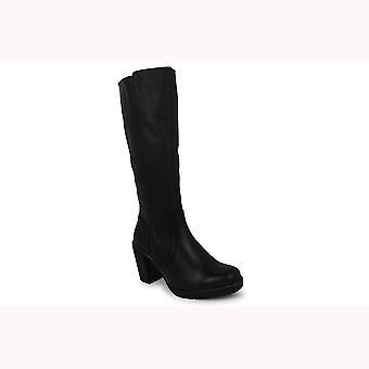 Liberitae boots boot Naomi leather black 21703372-02