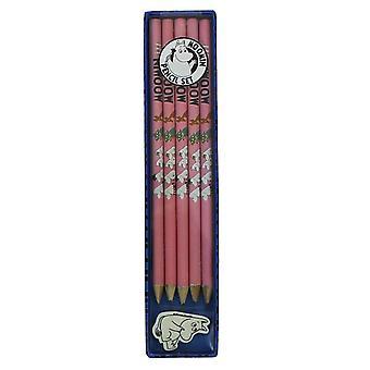 Moomin Character Pencil Set
