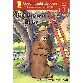 Big Brown Bear Book
