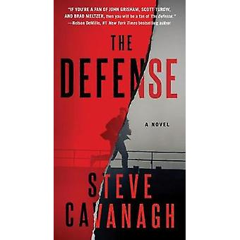 The Defense by Steve Cavanagh - 9781250134424 Book