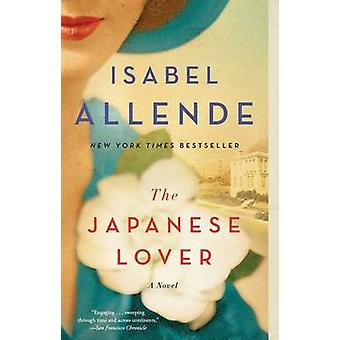 The Japanese Lover by Isabel Allende - 9781501116995 Book