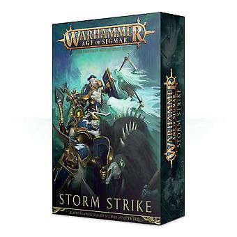 Jogos Workshop-Warhammer Age of Sigmar-Storm Strike