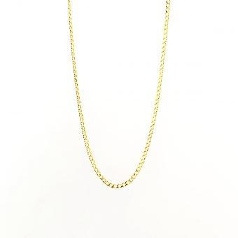 Evigheden 9ct Guld 18 ' ' åbne bremse kæde