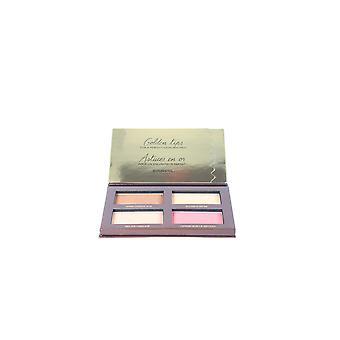 Bourjois Délice de poudre highlight Palette #001 för kvinnor