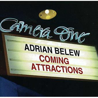 Adrian Belew - Coming Attractions [CD] USA import