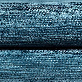 Mcalister textiles alston chenille blue + beige door stop
