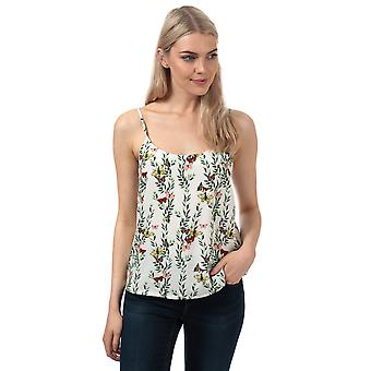 Womens Vero Moda Simply Easy Cami Top In Snow White