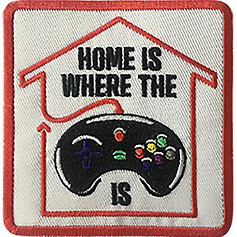 Patch - Video Games - Home Icon-On p-dsx-4687