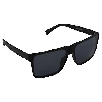 Gafas de sol para hombre y gafas de sol señora Polaroid Pilot - Matt Black con brillenkokerS351_1 gratis