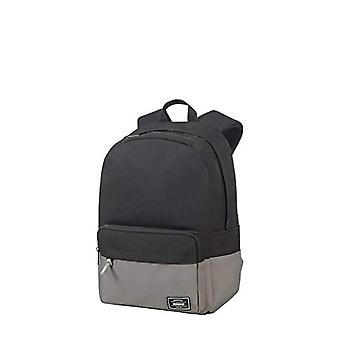 American Tourister Urban Groove Lifestyle Backpack - 40 cm - 23 L - Black (Black/Grey)
