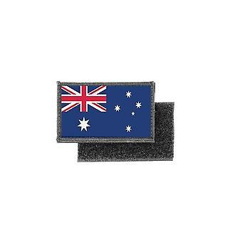 Patch ecusson prints Australian Australian flag badge